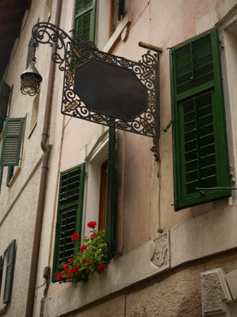 Old house in Merano