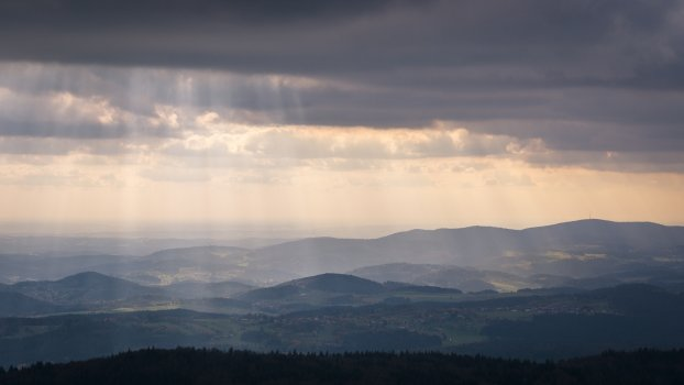 Rays over Bavaria
